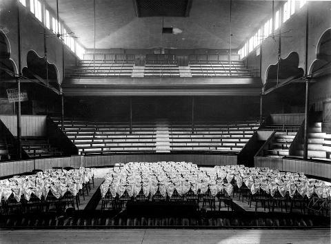 Circus Hall